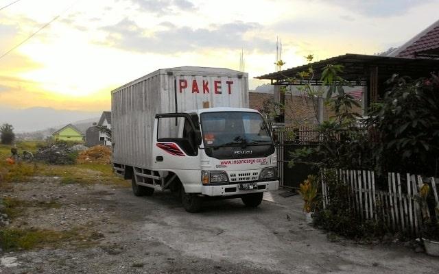 cargo darat ke sumatra, Ekspedisi Jakarta ke seluruh Indonesia